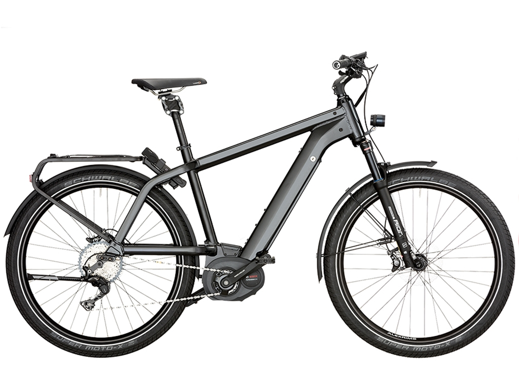 New Charger NuVinci 2018